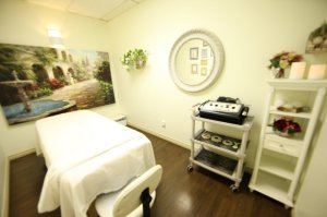 Sarah Jung Spa Room